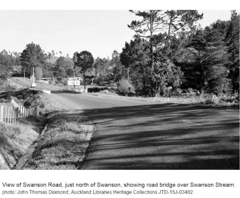 Bridge over Swanson Creek widened  1 768x634